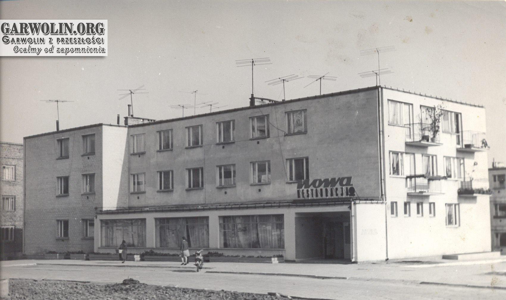 """Restauracja """"Nowa"""" w Garwolinie"""