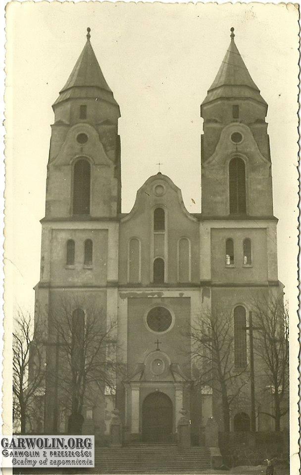 Kościół w Korytnicy Łaskarzewskiej