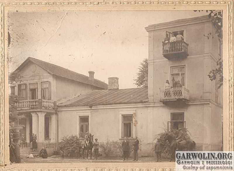 Dwór w Uścieńcu