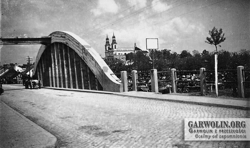 Most w Garwolinie 1939 r.
