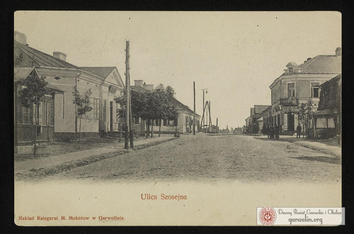 Ulica Szosejna