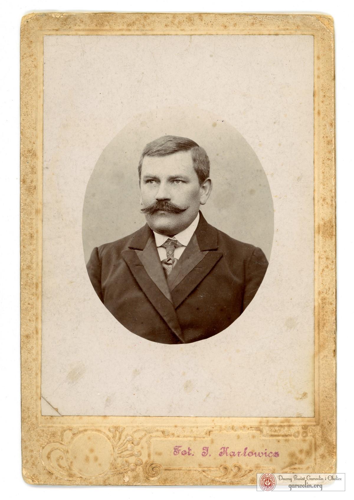 NN Mężczyzna - Fot. Józef Karłowicz Garwolin