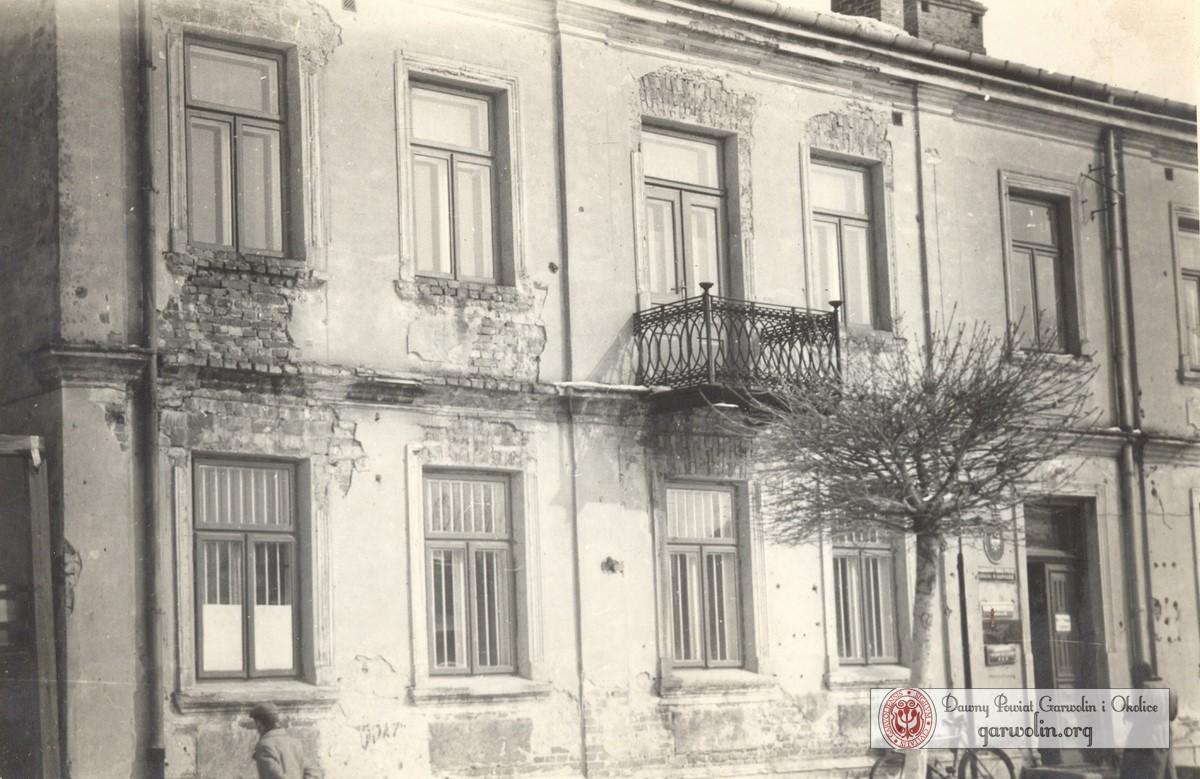 Dom braci Boguckich w Garwolinie