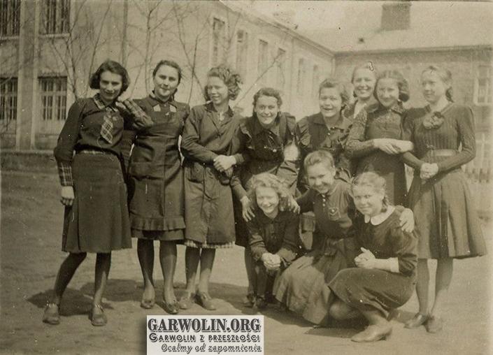 Gimnazjum w Garwolinie w czasie okupacji