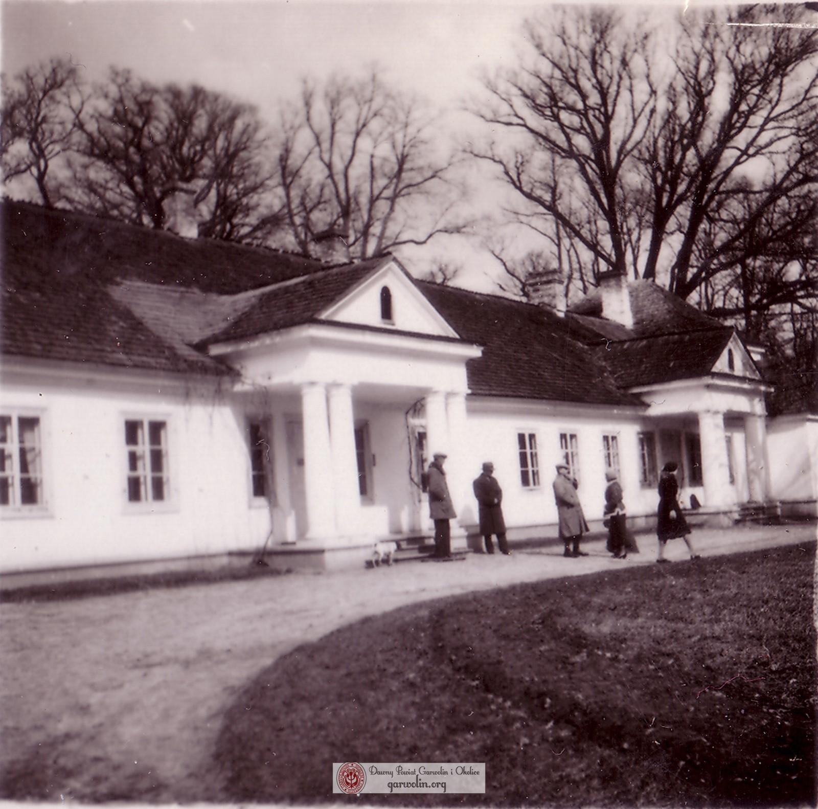 Szkoła Rolnicza w Miętnem - 1935 r.