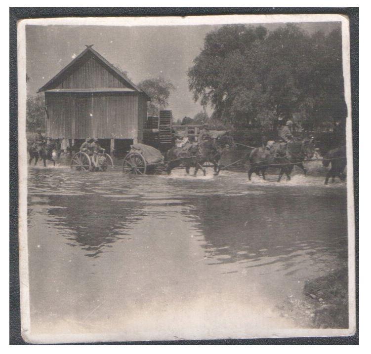 Maciejowice i okolice 1915 r.