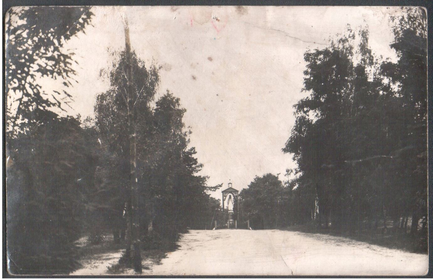 Kapliczka w Łaskarzewie