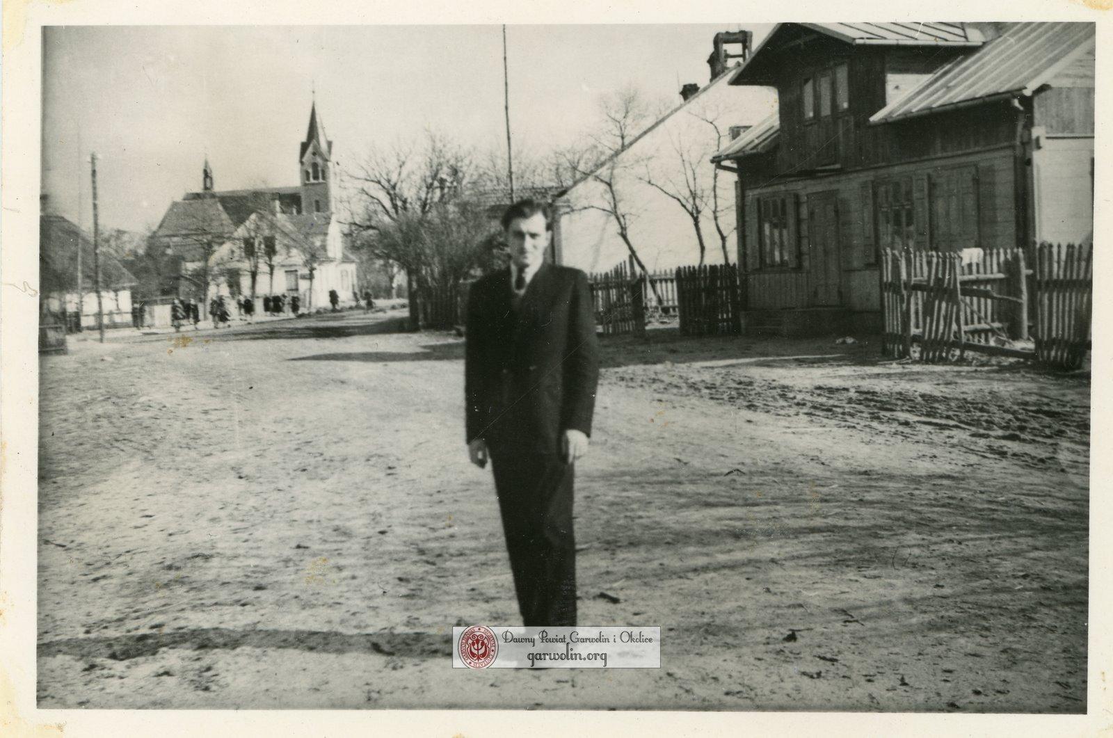 Ulica Warszawska w Wildze