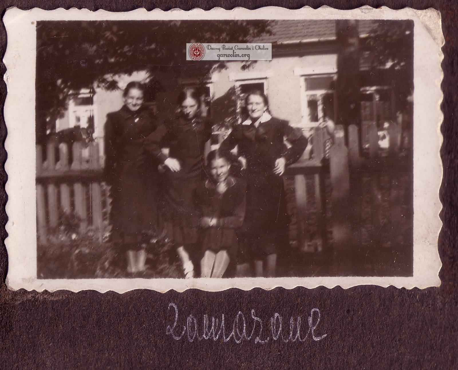 Garwolin - zdjęcia szkolne Aliny Janowskiej