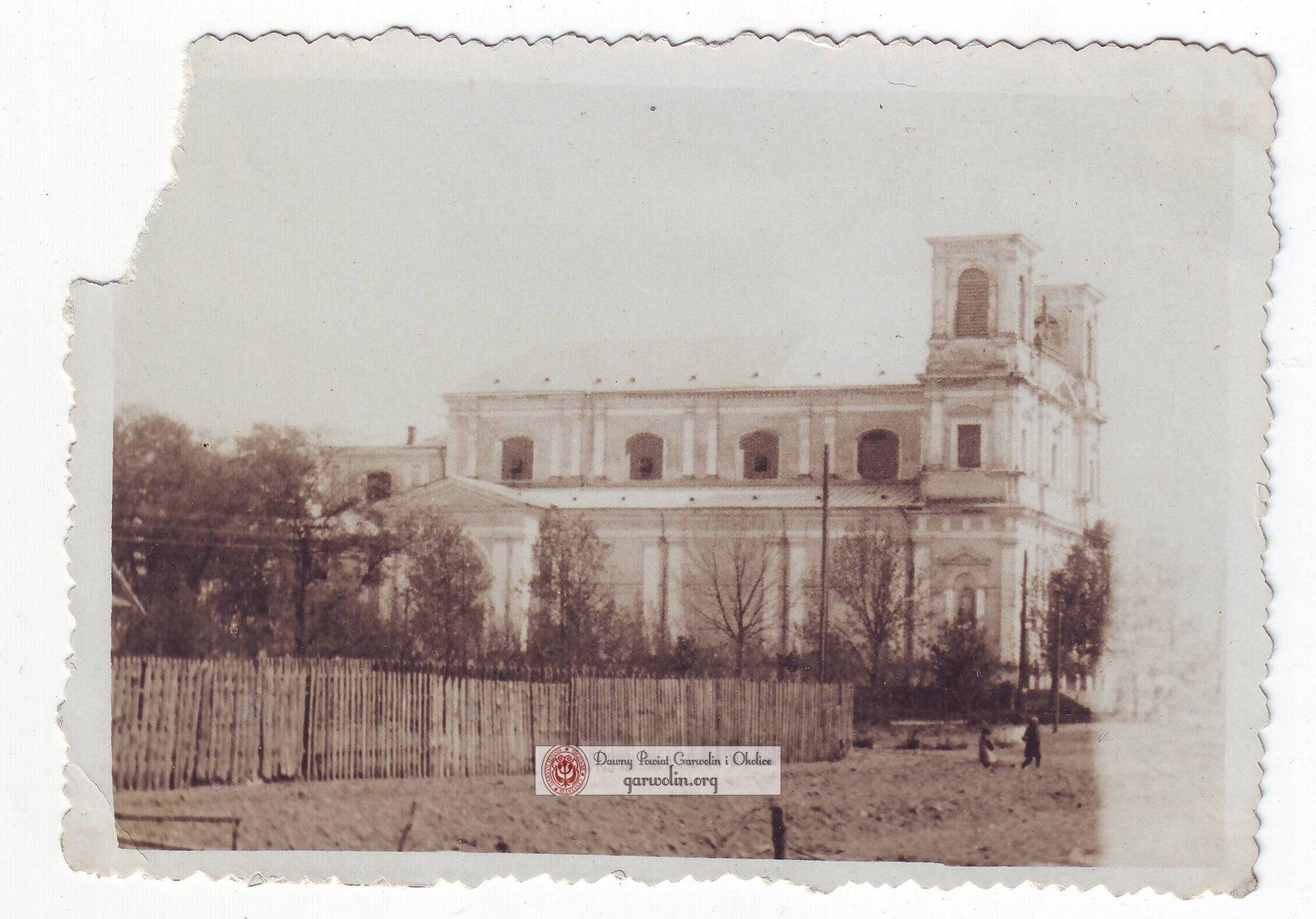 Kościół w czasie okupacji