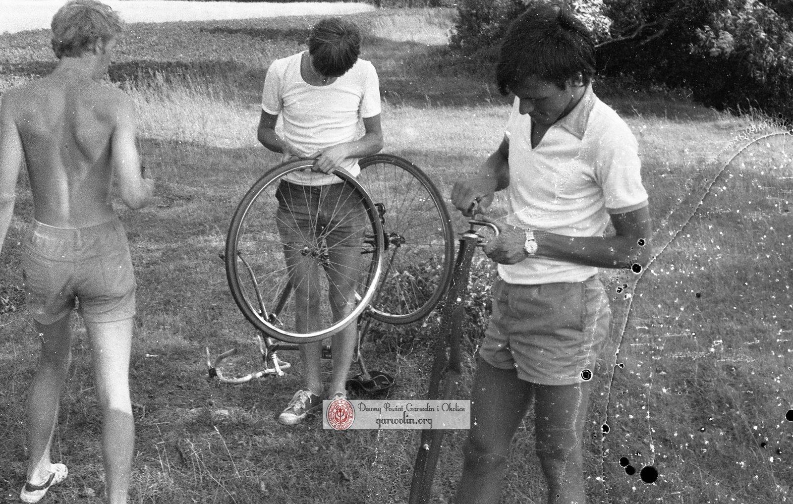 Wycieczka rowerowa po powiecie #dzieńzbasią