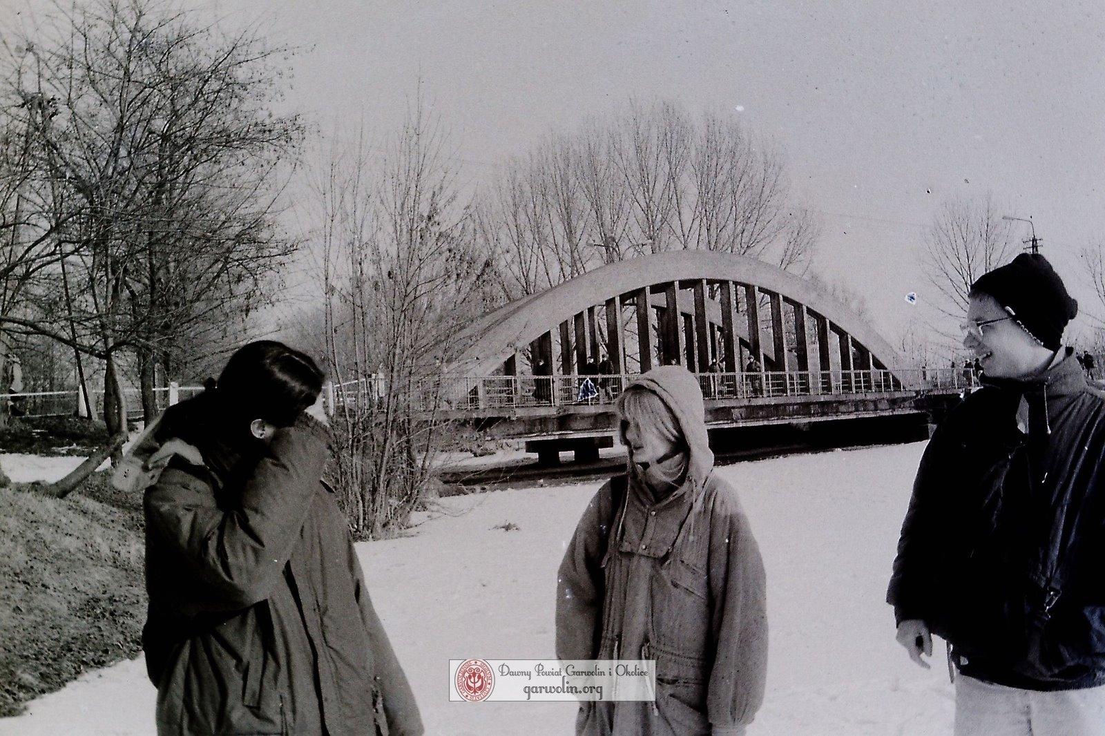 Zima 1996/97 w Garwolinie