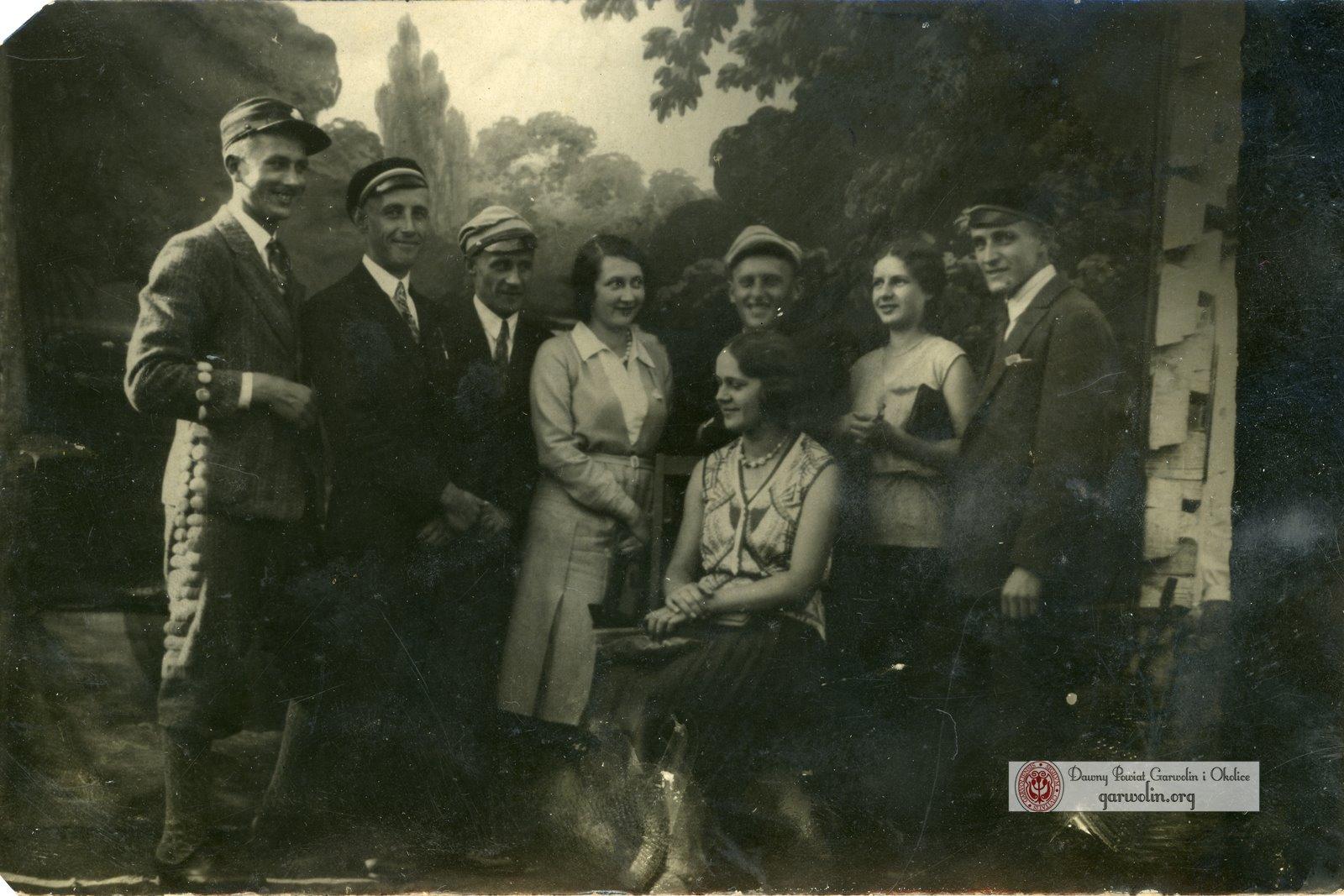 Odpusty w Osiecku w 1931 i 1932 roku.