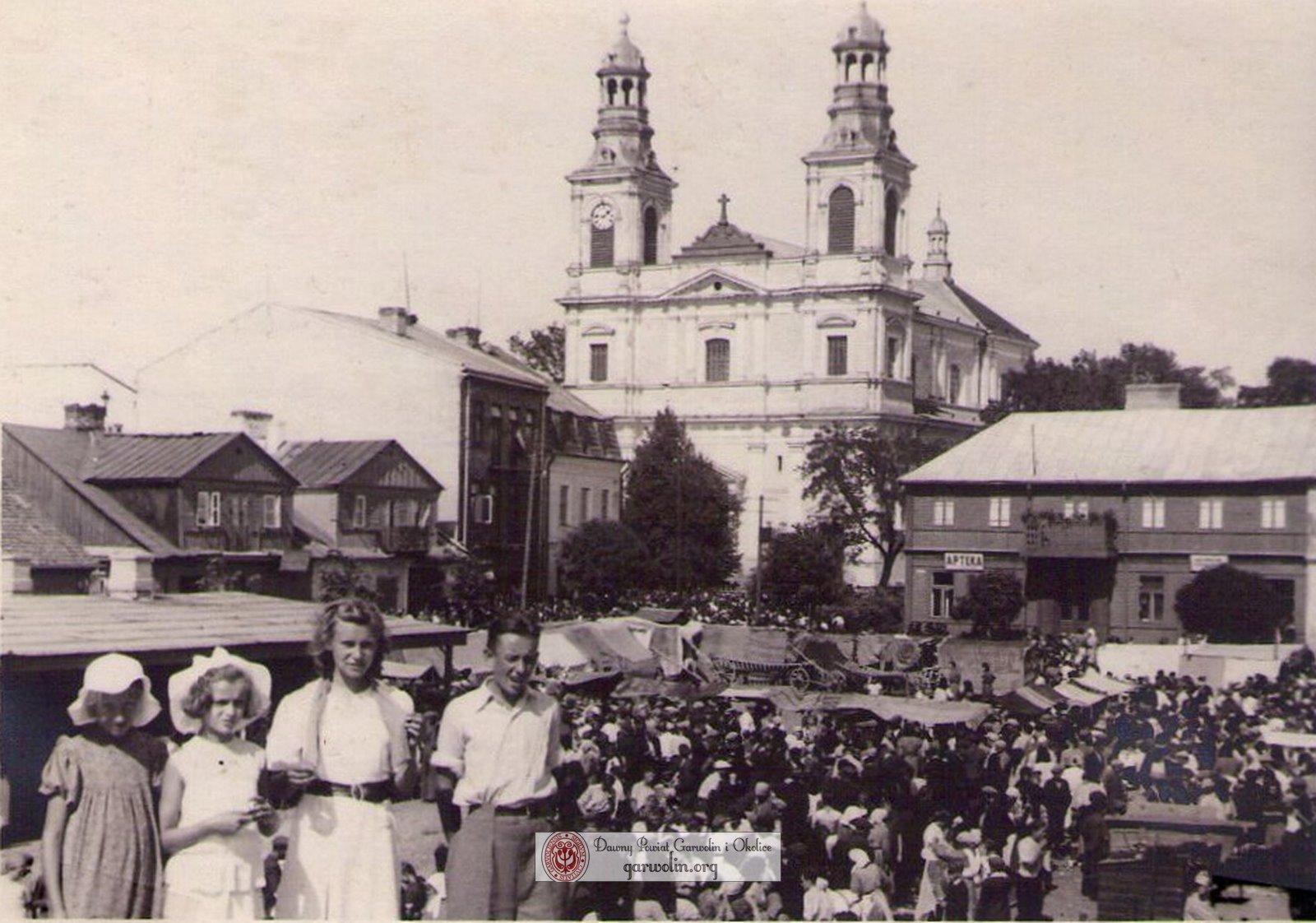 Lato 1939 roku...